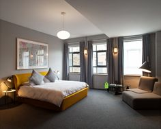 Houzz Tour: London Warehouse Becomes a Luxurious Modern Apartment
