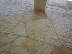 Patio resurfacing in Cape Coral and Fort Myers Florida.