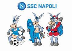 Il Calcio Napoli ha annunciato oggi a Lucca Comics and Games 2012 la nascita di SSC Napoli Comics & Cartoon Magazine, il nuovo progetto editoriale e multimediale della società calcistica partenopea.