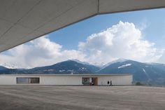 School Complex in Chermignon - Frei Rezakhanlou Architects