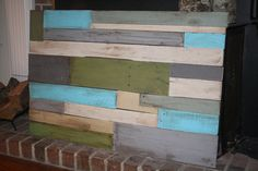 Barnwood Wall Art - Hand crafted and hand painted.
