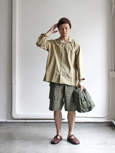 orSlow US Army Shorts