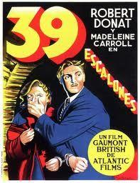 Realizada en 1939. Se comenzaba a ver el estilo de su director. Suspense, espías y sorpresas.