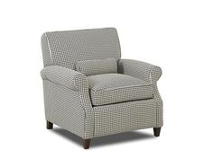 Shop for Comfort Design First Lady High Leg Reclining Chair, C718 HLRC, and other Living Room Chairs at Comfort Design by Klaussner KSC in Asheboro, NC.