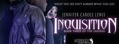 SMADA's Book Smack: Cover Reveal & Giveaway: Inquisition by Jennifer C...