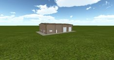 Cool 3D #marketing http://ift.tt/2FpRiEk #barn #workshop #greenhouse #garage #roofing #DIY