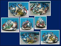 Congreso de 7 ranas, hecho en tagua- Disponible en Weil Art