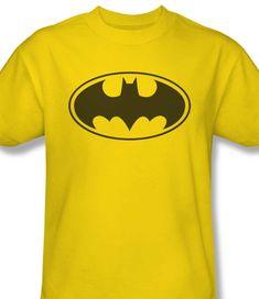 aa87a60aa DC Comics BATMAN/BLACK BAT T-SHIRT Dark Knight Graphic Tshirt BB2201 - T