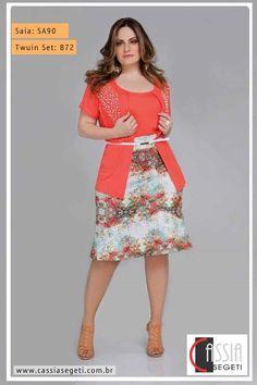 Blog Mulher Virtuosa: moda plus size