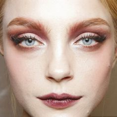jessica stam makeup - Google Search