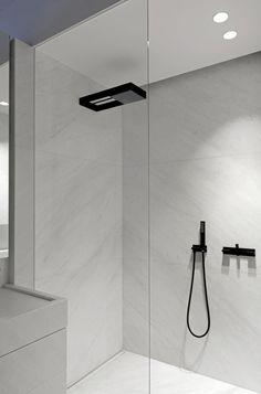 Thermostat Unterputz Design-Duschanlage ANDREW