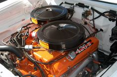 426MaxWedge | This is what a Hemi should look like
