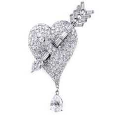 Search results for: 'Cupidon Womens White Gold Diamond Heart Arrow Brooch' Heart With Arrow, Heart Of Gold, Diamond Heart, White Gold Diamonds, Black Diamond, Diamond Cuts, Wedding Rings Solitaire, Diamond Engagement Rings, Titanic Jewelry