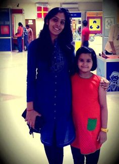 Sudesh shared this lovely click of 2 #young ladies. We call this #cuteness personified.