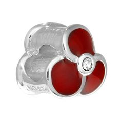 Expressions for Helzberg® Wizard of Oz™ Poppy Bead