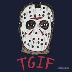 Happy Friday the 13th! #tgif #horror #movies