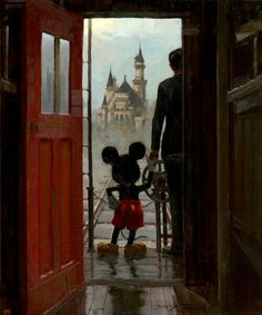 Disney: It all started with a mouse named Mickey!