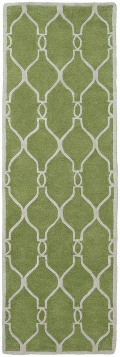 Surya Zuna ZUN1019 Green/Neutral Designer Area Rug