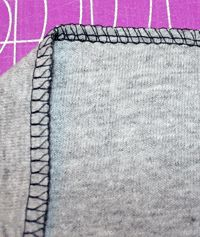 tips on how to sew knits with a regular sewing machine