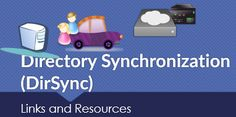Directory synchronization  - Links and Resources - http://o365info.com/directory-synchronization-links-resources/