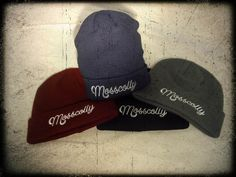 Mosscolly Custom beanies check them out on Facebook www.facebook.com/... #CUSTOM #BEANIES #APPAREL #BRANDS