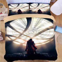 Doctor Strange Duvet Cover Set