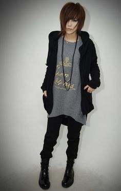 park young hee - tomboy