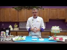 Making Flowers with Edible Images® - YouTube