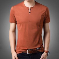 Stranger Things t shirt 2018 Summer Top Cotton Mixed Camisetas Hombre Short Sleeve t-shirt Men O-neck Collar Casual tshirt Homme. Mens Polo T Shirts, Henley Shirts, Boys T Shirts, Shirt Men, Shirt Print Design, Shirt Designs, Camisa Polo, Man Dressing Style, Mens Style Guide