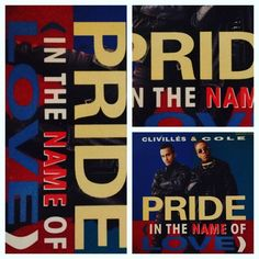 """In defense of..."" Pt. 1. People who hate on Cilvilles and Cole I immediately write off because the only thing they probably know of them is their work as C&C Music Factory aka ""the pop stuff"". Which is an opinion that totally disregards the duo' accomplishments such as this masterful reworking of U2s ""Pride"" their work as the 28th Street Crew as well as their countless solo works which number in the thousands. Avoid at your own risk…"