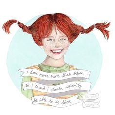 Oh gosh, Cindy - Pippi Longstocking