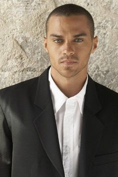 Jesse Williams - character : Peter Grant - book : Rivers of London - author : Ben Aaronovitch