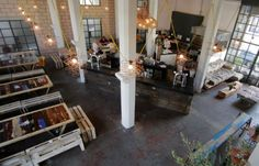 CRATE Brewery interior | Courtesy of CRATE Brewery