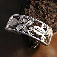Filigree Bouquet from @NOVICA, They help #artisans succeed worldwide.