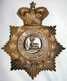 Royal Berkshire Military Badge
