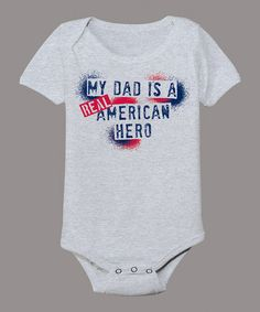 Perfect for the military dads out there. A very happy Father's Day to them! - MilitaryAvenue.com