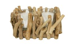 driftwood-candle-holder, This would be so much fun to try to make. I have my island project now.