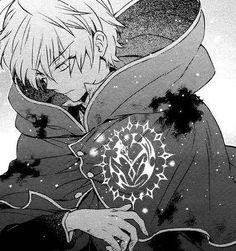 The last tolling / Oz Vessalius / Pandora Hearts manga