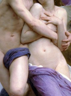 The Abduction of Psyche, 1895 (detail) William-Adolphe Bougoereau