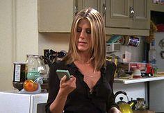 """Jennifer Aniston as Rachel Greene on """"Friends"""" (Season 8)."""