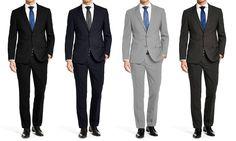 Renoir Mens Classic-Fit Suits (2-Piece) for $80 http://sylsdeals.com/renoir-mens-classic-fit-suits-2-piece-80/