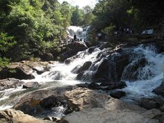 Datanla is one of the most famous waterfalls in Viet Nam, ...
