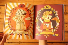 illustrations from owen davey