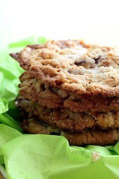 Cornflake, Marshmallow, Chocolate Chip Cookies