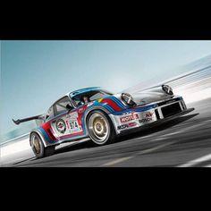 Porsche 911 Turbo RSR