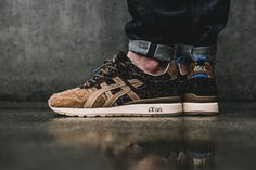 "On-Foot: mita sneakers x ASICS Tiger GT-II ""Squirrel"" (Europe Release Date) - EU Kicks Sneaker Magazine"