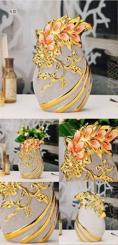 cool awesome European Fashion Modern Home Decor Furnishing,ceramic vases,desk accesso... by http://www.danaz-home-decorations.xyz/european-home-decor/awesome-european-fashion-modern-home-decor-furnishingceramic-vasesdesk-accesso/