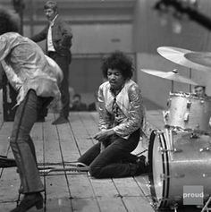 Jimi Hendrix Plays Rotterdam November 10th, 1967