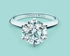 Tiffany & Co...the perfect ring