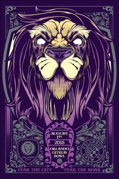 Orlando City Soccer Club (MLS) Poster on Behance